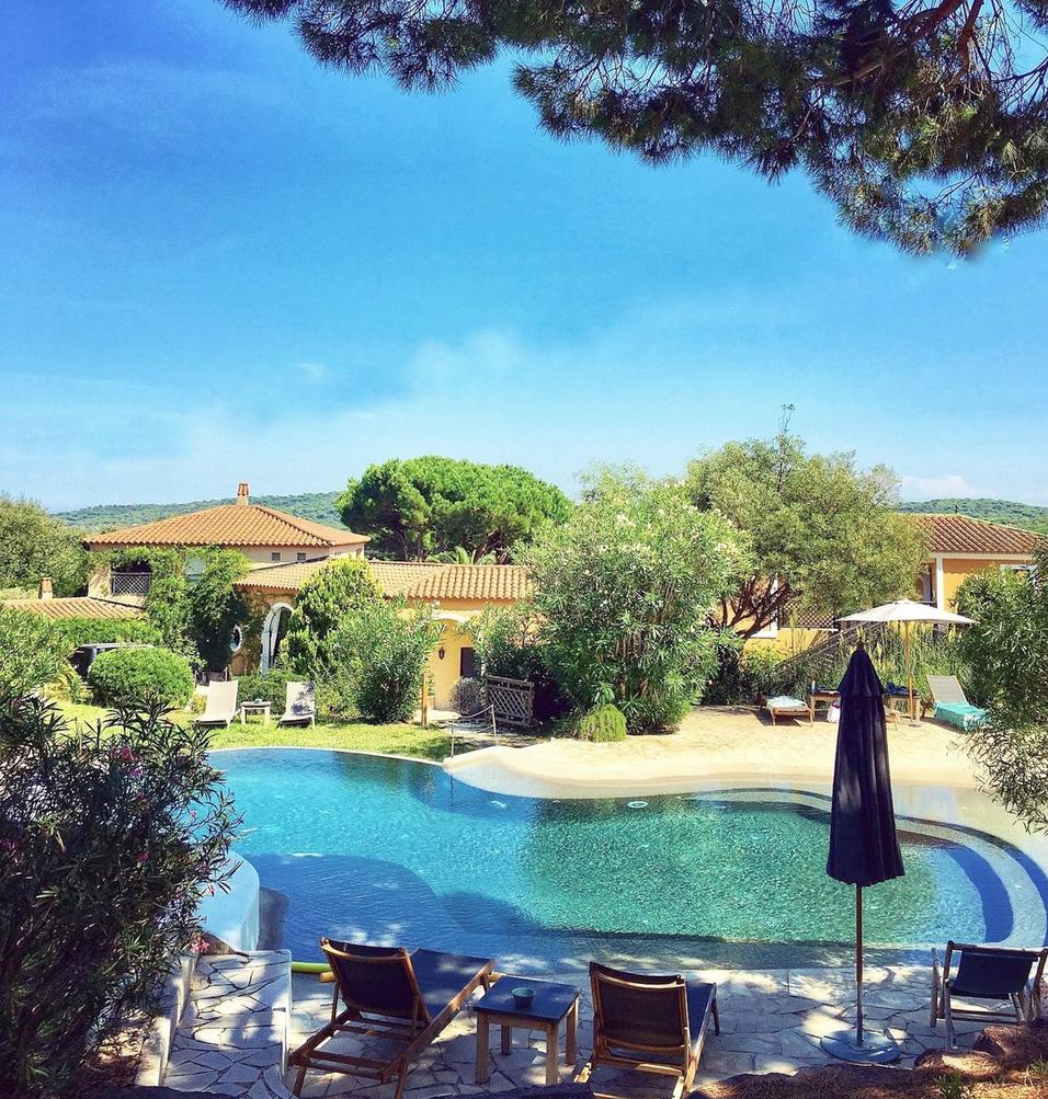 piscine hotel ramatuelle 2 Main Home