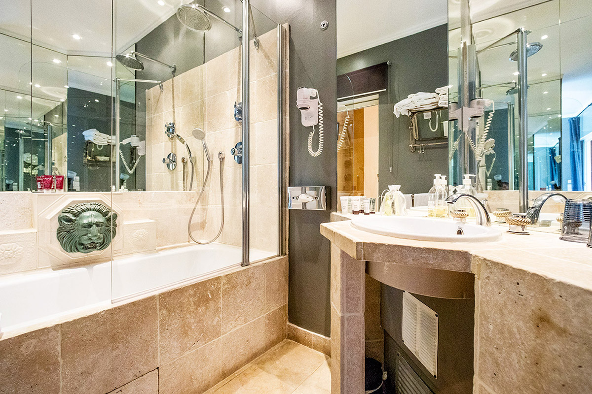 hotel ramatuelle retraite 36 4 1 Suites et Chambres