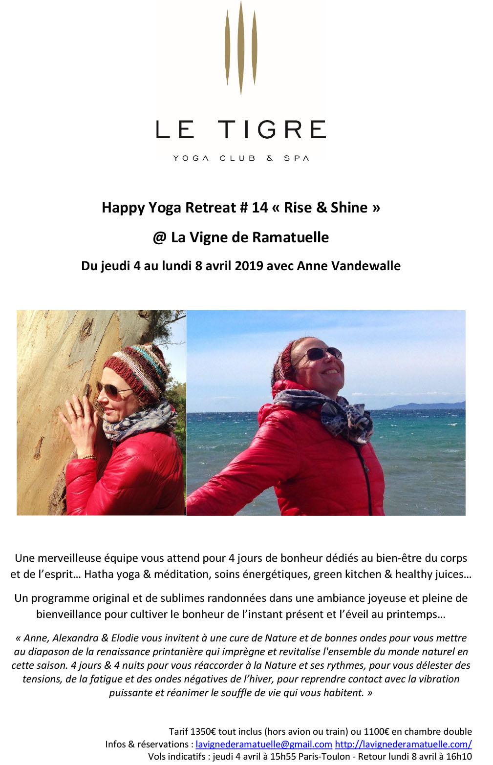 flyer HYR14 Happy Yoga Retreats
