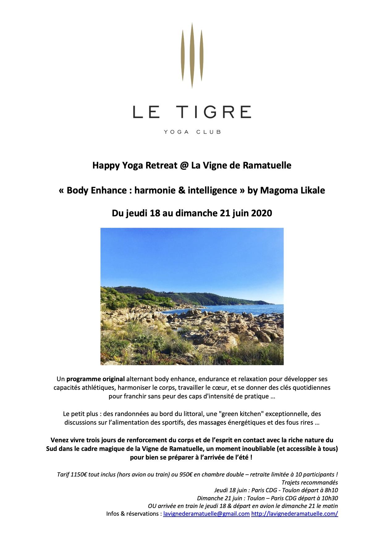 flyer HYR20 juin201 Happy Yoga Retreats
