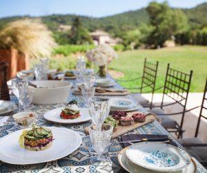 vigne hotel 2 300x250 Green cuisine