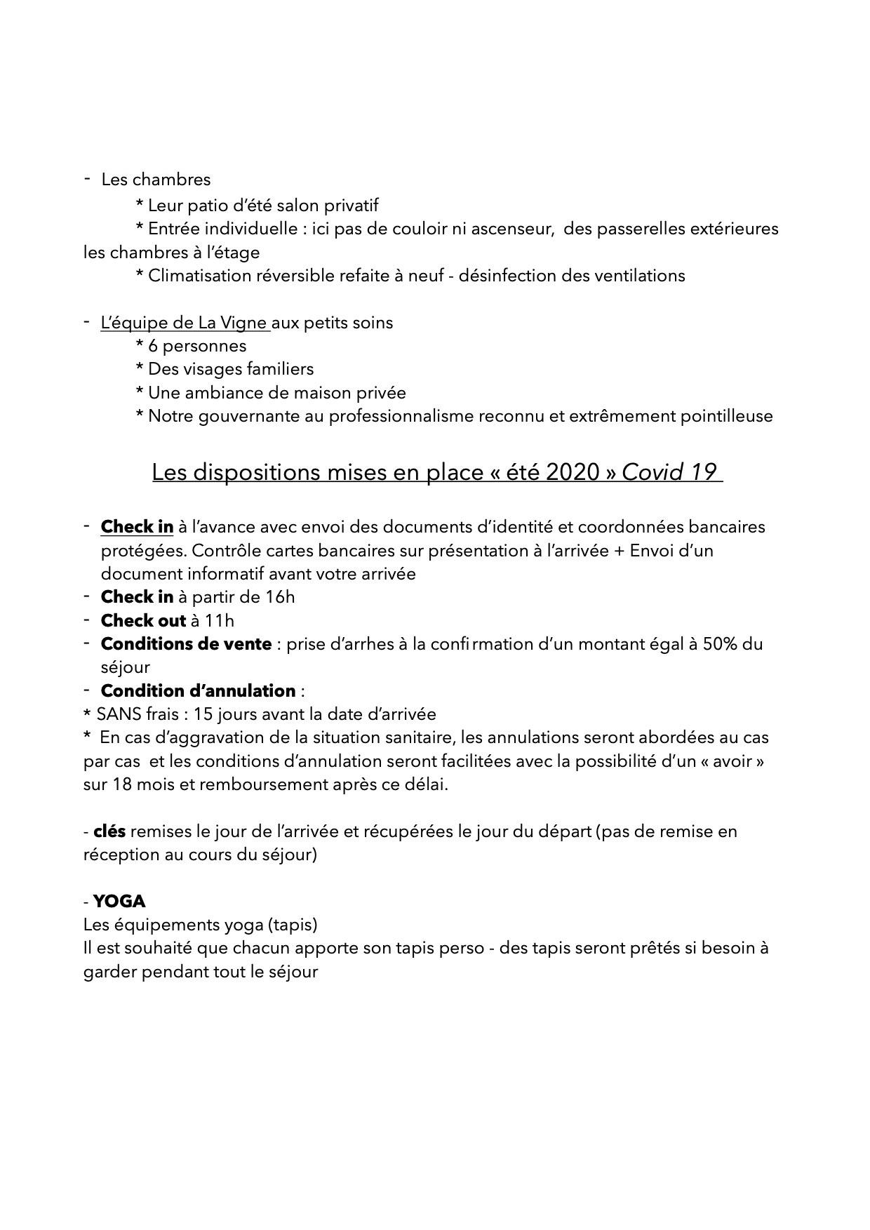 p2 a covid Infos Covid